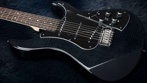 Line 6 Variax Limited Edition Onyx