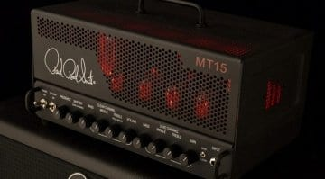 PRS Mark Tremonti Signature MT15 amp head