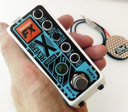 Rainger FX Reverb X pedal