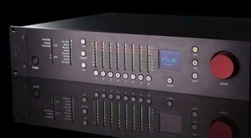 Rupert Neve Designs RMP-D8 8-channel Dante Mic Pre