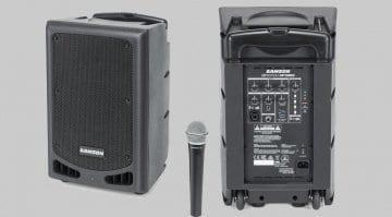 Samson XP108w