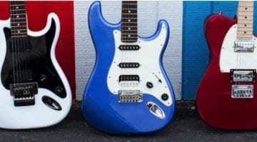 Squier Contemporary Series 2018