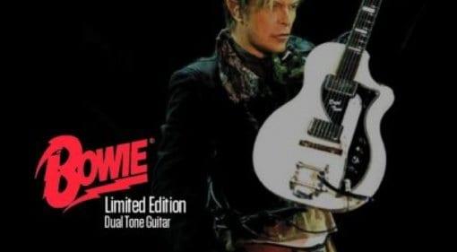 Supro Dual Tone David Bowie
