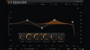 CraveEQ by CraveDSP: an affordable alternative to FabFilter