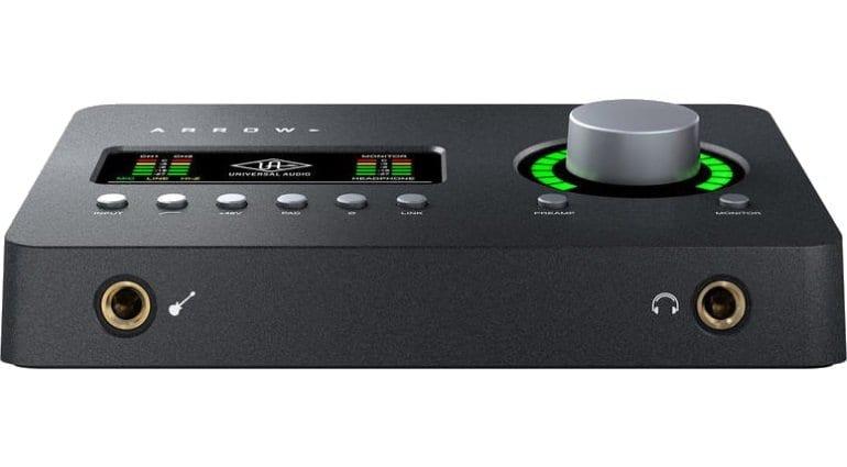Universal Audio Arrow - front