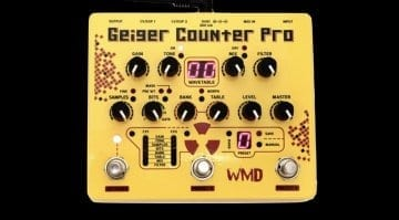 WM Devices Geiger Counter Pro