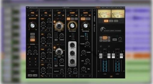 Waves Andrew Scheps Omni Channel GUI
