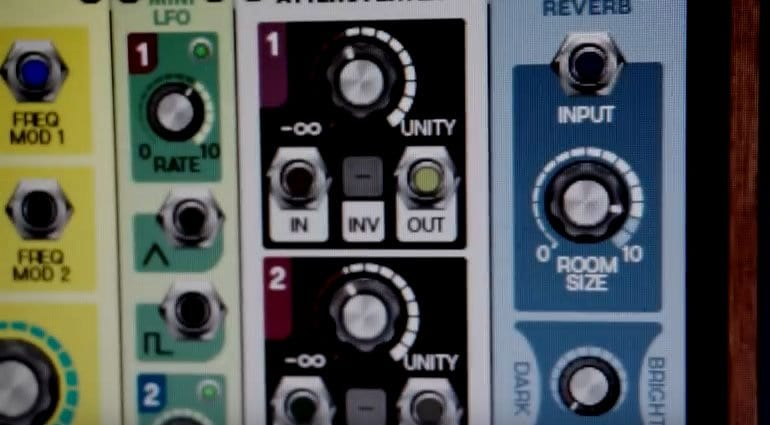 Cherry Audio Voltage Modular