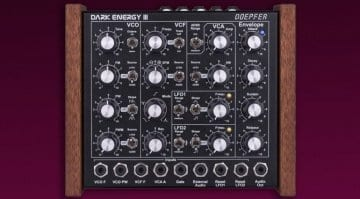 Doepfer Dark Energy III