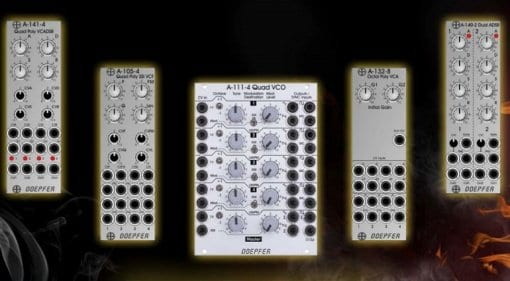 Doepfer Polyphonic modules