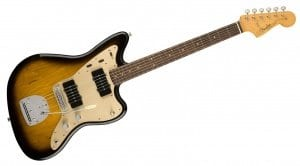 Fender 60th Anniversary Jazzmaster 2-Tone Sunburst Fro