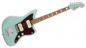 Fender 60th Anniversary Jazzmaster Daphne Blue Front