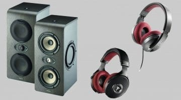 Focal Shape Twin Face Clear Professional Listen Professional headphones monitors