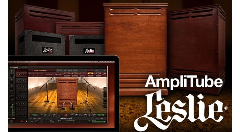 IK Multimedia Leslie Amplitube