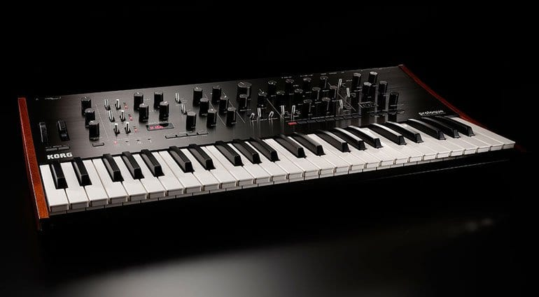 Top 5 Hardware Synthesizers of 2018 by Moog, Behringer, Korg