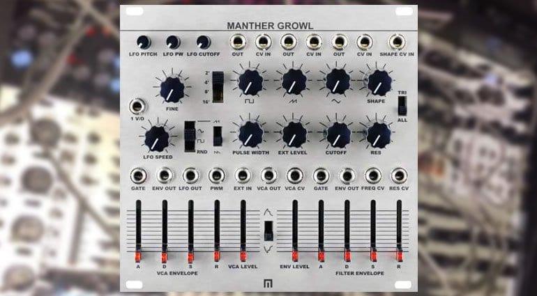 Malekko Manther Growl