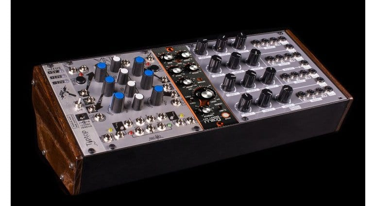 Moog Eurorack - worst mock-up ever
