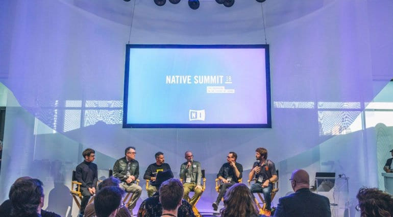 Native Summit NAMM 2018
