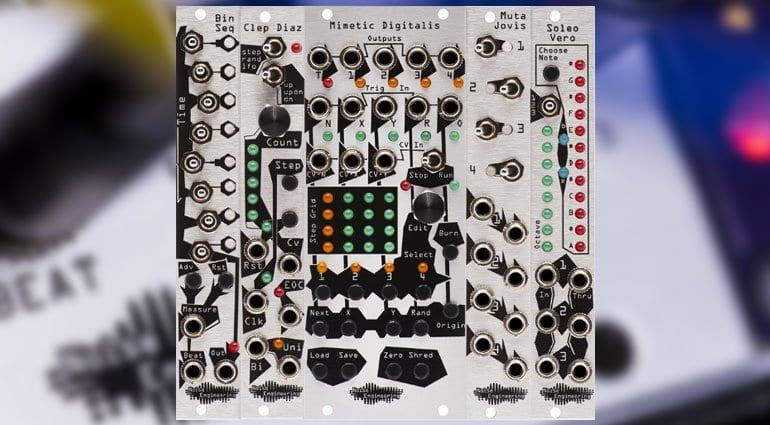 Noise Engineering Mimetic Digitalis