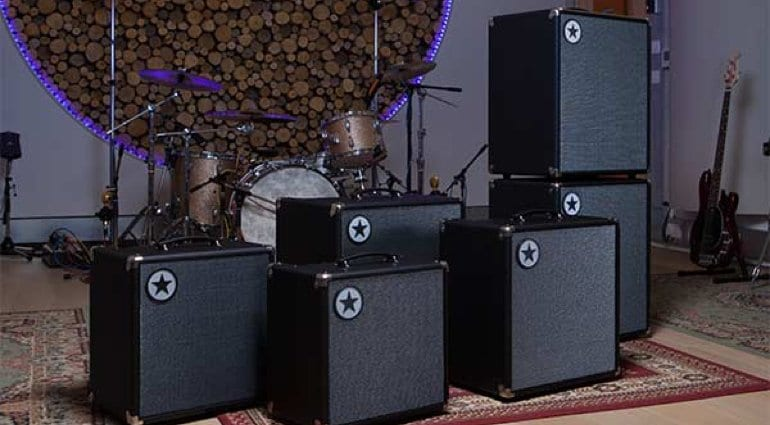 Blackstar's new Unity Bass range for 2018