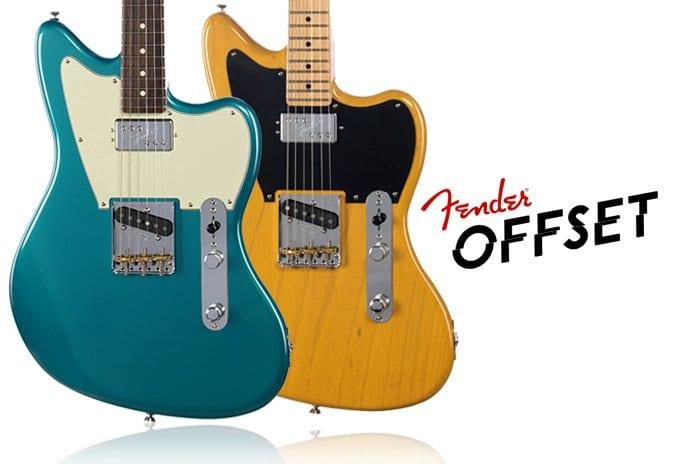 Fender LIMITED EDITION OFFSET TELECASTER FSR