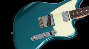 Fender Limited Edition Offset