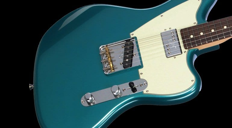Fender Limited Edition Offset
