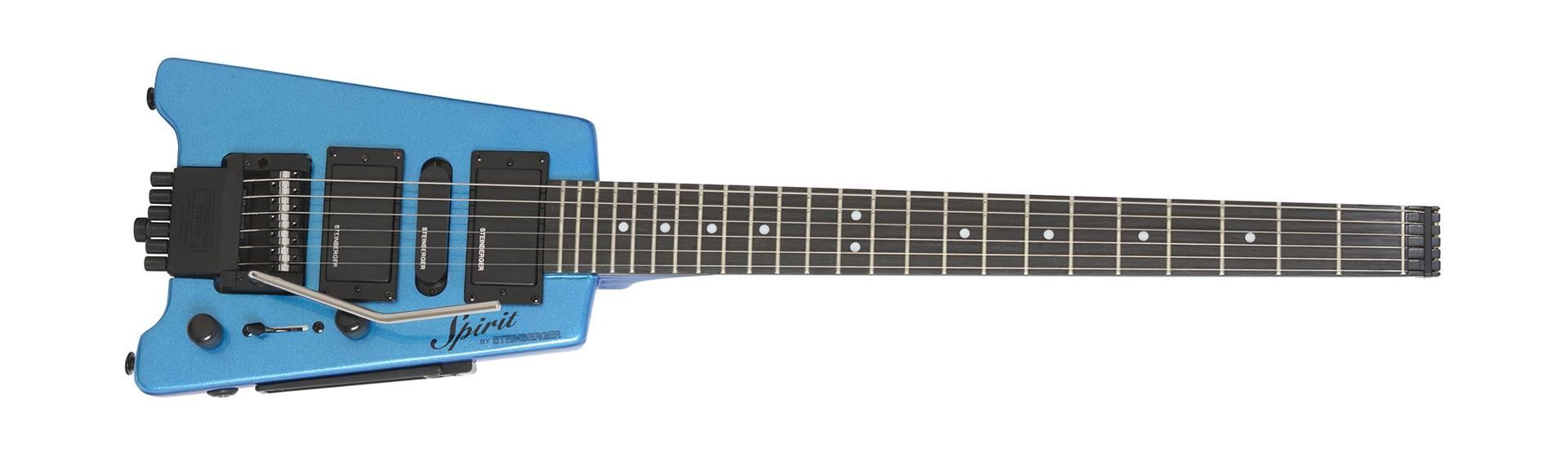 GT Pro Deluxe in Frost Blue