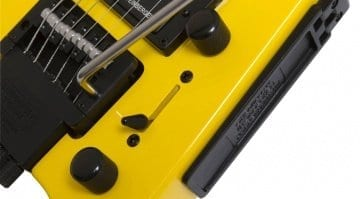 Steinberger Guitars GT Pro in Hot Rod Yellow