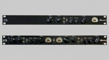UK 176 and 276 compressors
