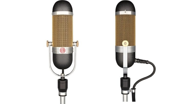 AEA R84 ribbon mic gallery
