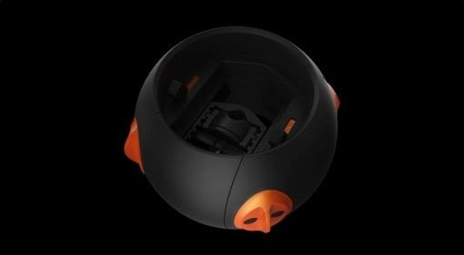 Hear360 8ball omni-binaural microphone