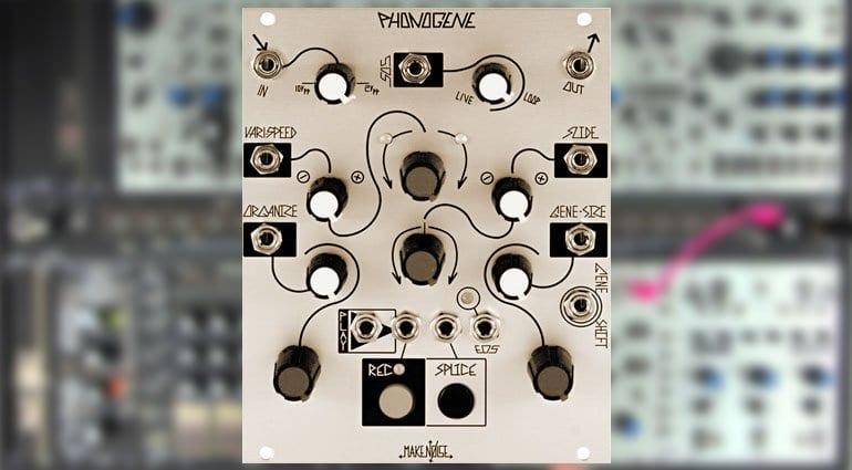 Make Noise Phonogene retired