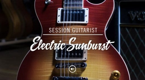 Native Instrument Electric Sunburst