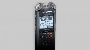 Olympus SP Audio LP2