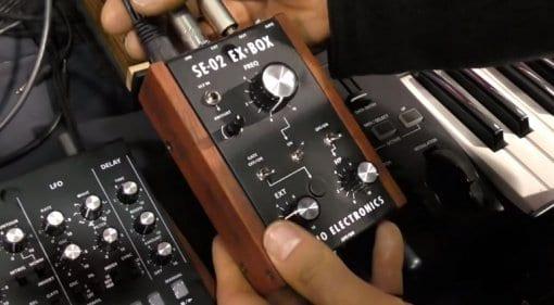 Studio Electronics SE-02 EX+Box
