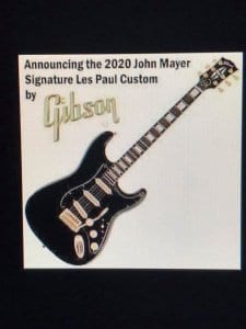 Gibson John Mayer Signature