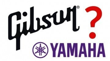 Gibson Yamaha acquisition