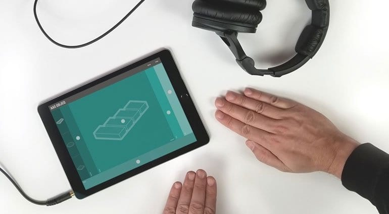 Acoustically model your finger drumming with Applied