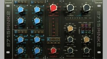 Acustica Audio Pink2