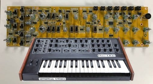 Is Behringer cloning the Pro One?