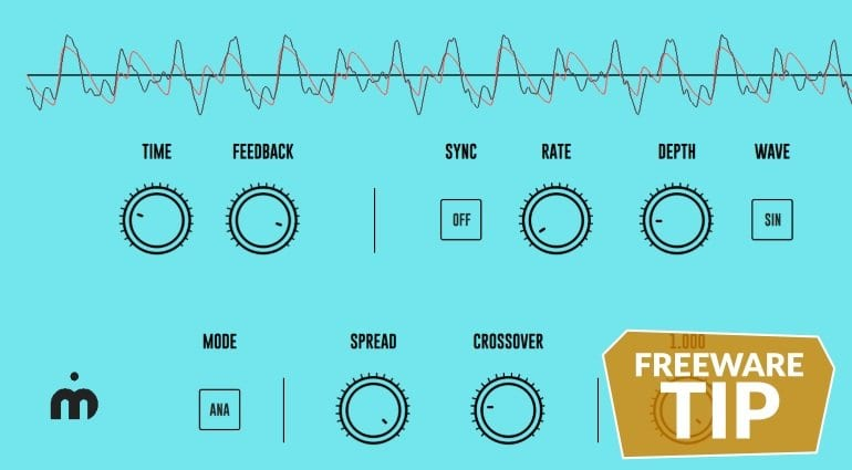 Best free plug-ins this week: AdHd Leveller, DLYM delay and