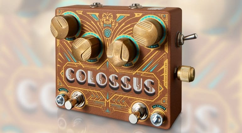 Dr No Effects Colossus Triggerfinger Ruben Block