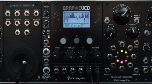 Erica Synths Graphic VCO