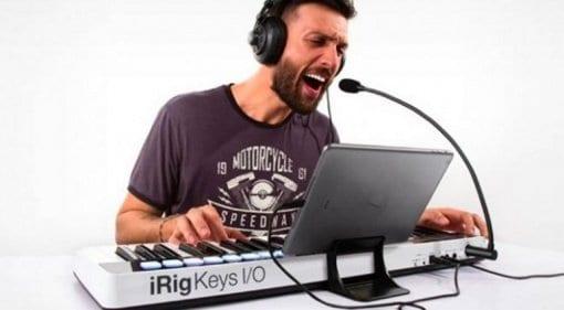 iRig Keys I/O Promo