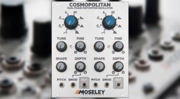 Moseley Instruments Cosmopolitan