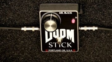 Mr Black Doomstick fuzz
