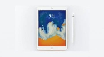 New Apple iPad