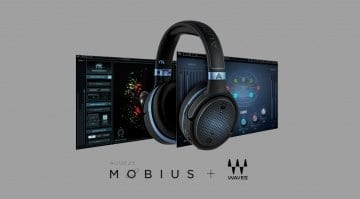 Waves Audeze Mobius headphones
