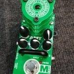 AMT M Preamp Overdrive tube mini medal